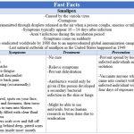 Fast Facts - Smallpox